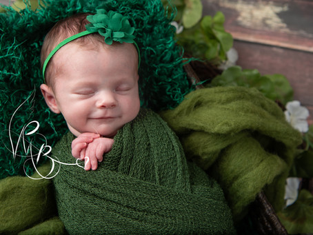 How to Have a Successful (No Fuss) Newborn Photo