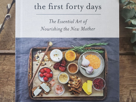 Book Insight: The First Forty Days
