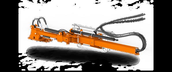 SaMASZ_Fischer_nosnik_z_wysuwem_hydrauli