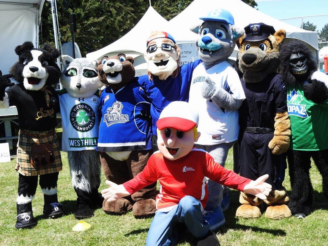 ISG 2016 Mascot Dodgeball