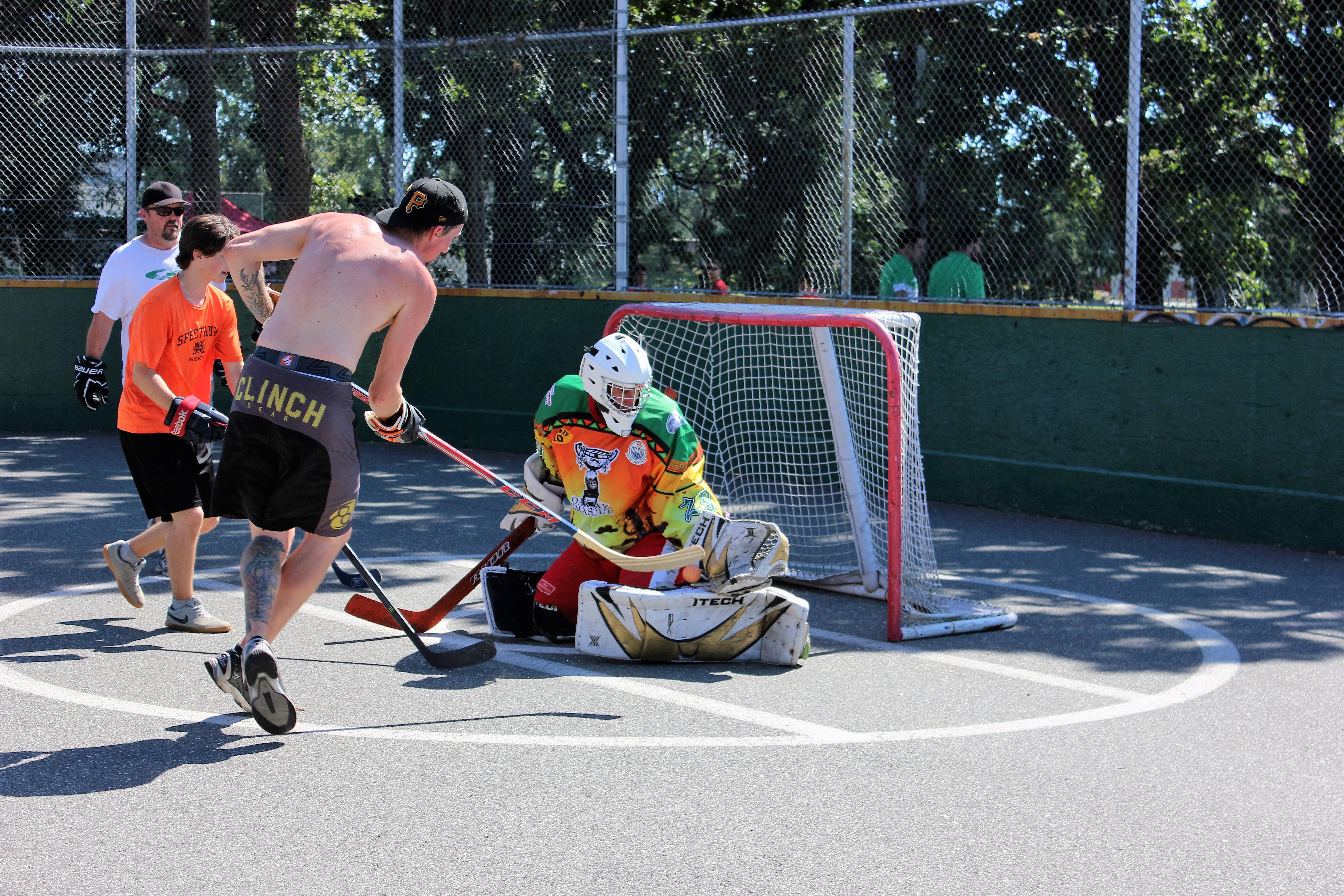 ISG 2016 - Street Hockey