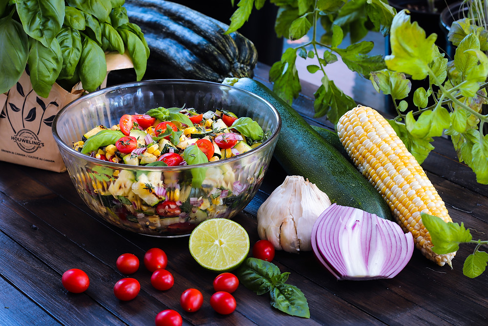 Healthy Ageing starts with Healthy Eating