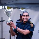 Chief Constable Del Manak - Victoria BC