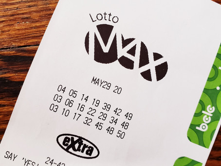 Play Lotto Max with us!