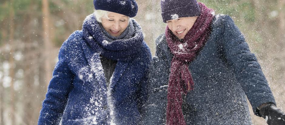 Winter Walking Safety Tips For Seniors