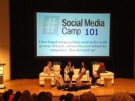 Social Media Camp 101 in Victoria, B,C