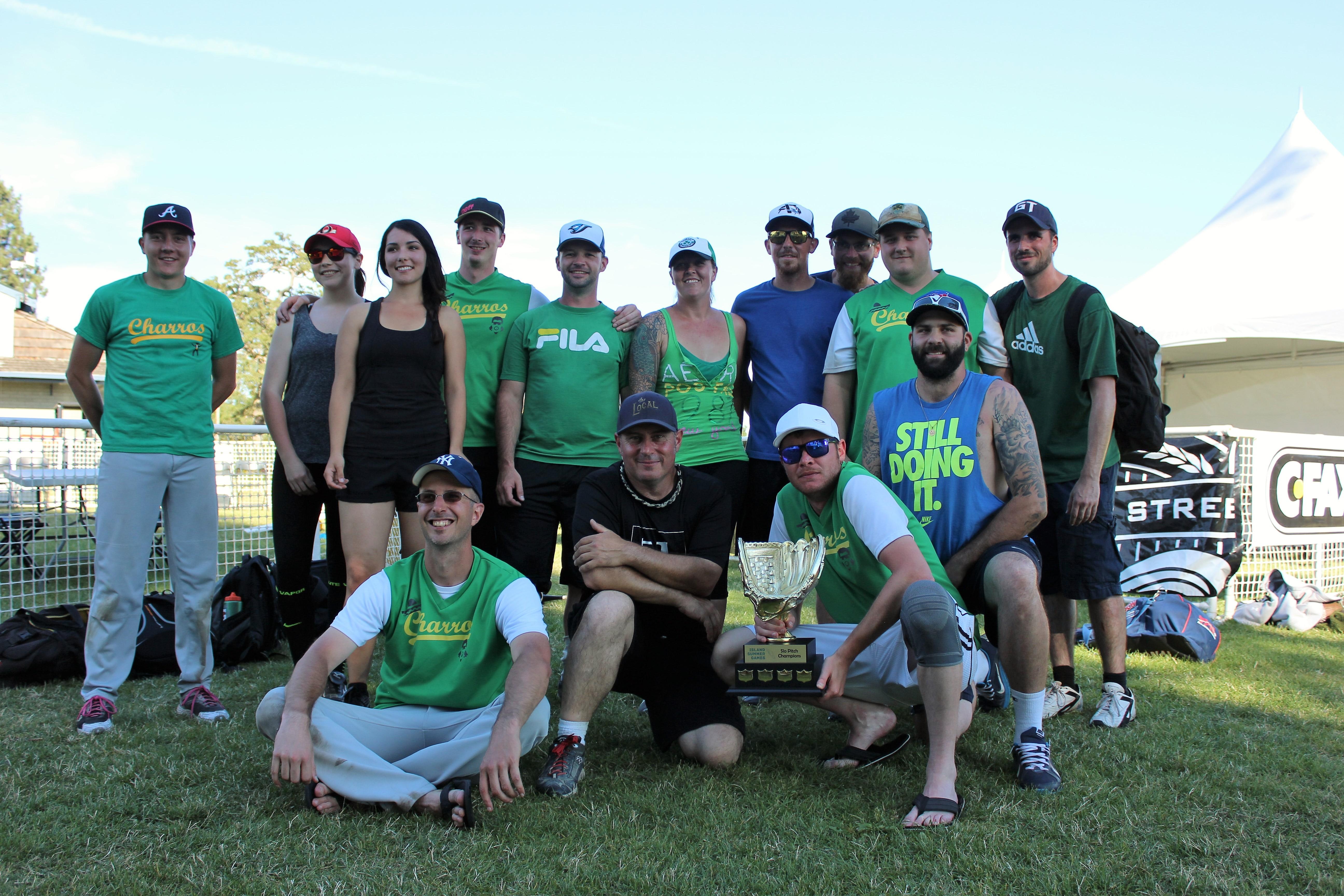 ISG 2016 Baseball Champs