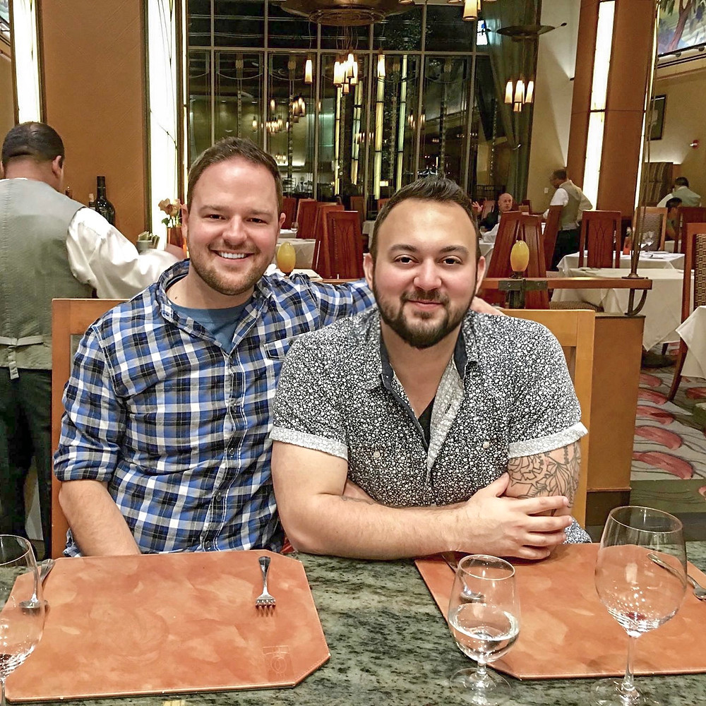 Husbands Date Night
