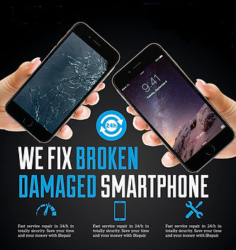 mobile phone / iphone screen repairs