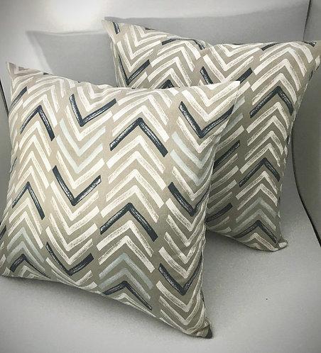 Natures Own Neutral Throw Pillows