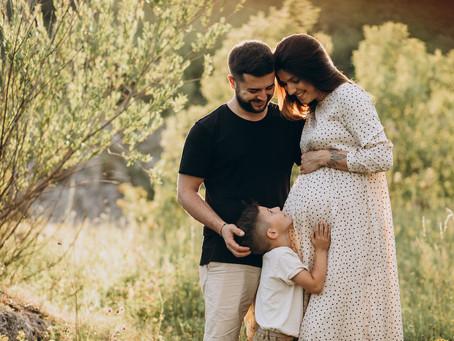 Les thématiques sympas pour une session photo de grossesse