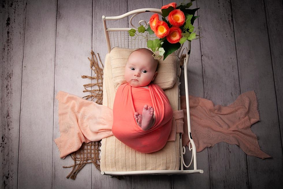 Shooting bébé naissance