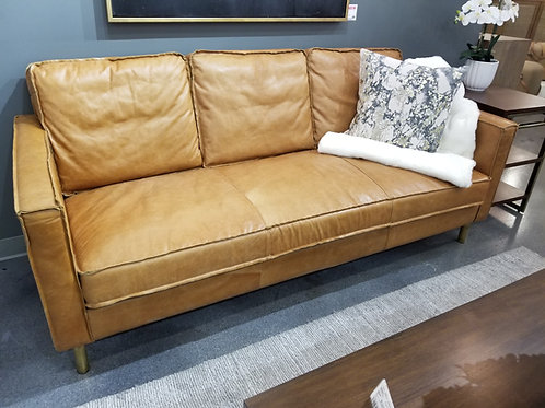 Brazilian Leather Couch