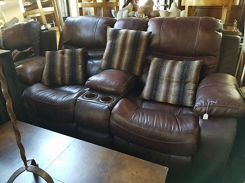 Leather Theater Room Recliners