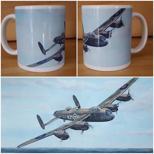 Lancaster R5506 ceramic mug