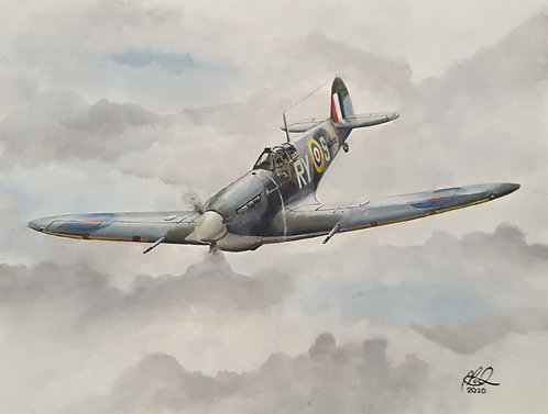 aviationpaintings.co.uk 2021 Desk Calendar