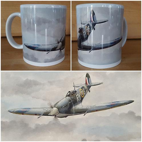 Czech Mate ceramic mug