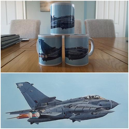 Tornado GR4 ceramic mug