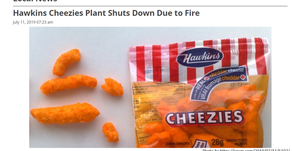 There's Nothing Cheesy About Business Continuity