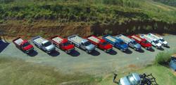 Evento Ford Caminhões