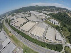 Centro de distribuição em Jandira