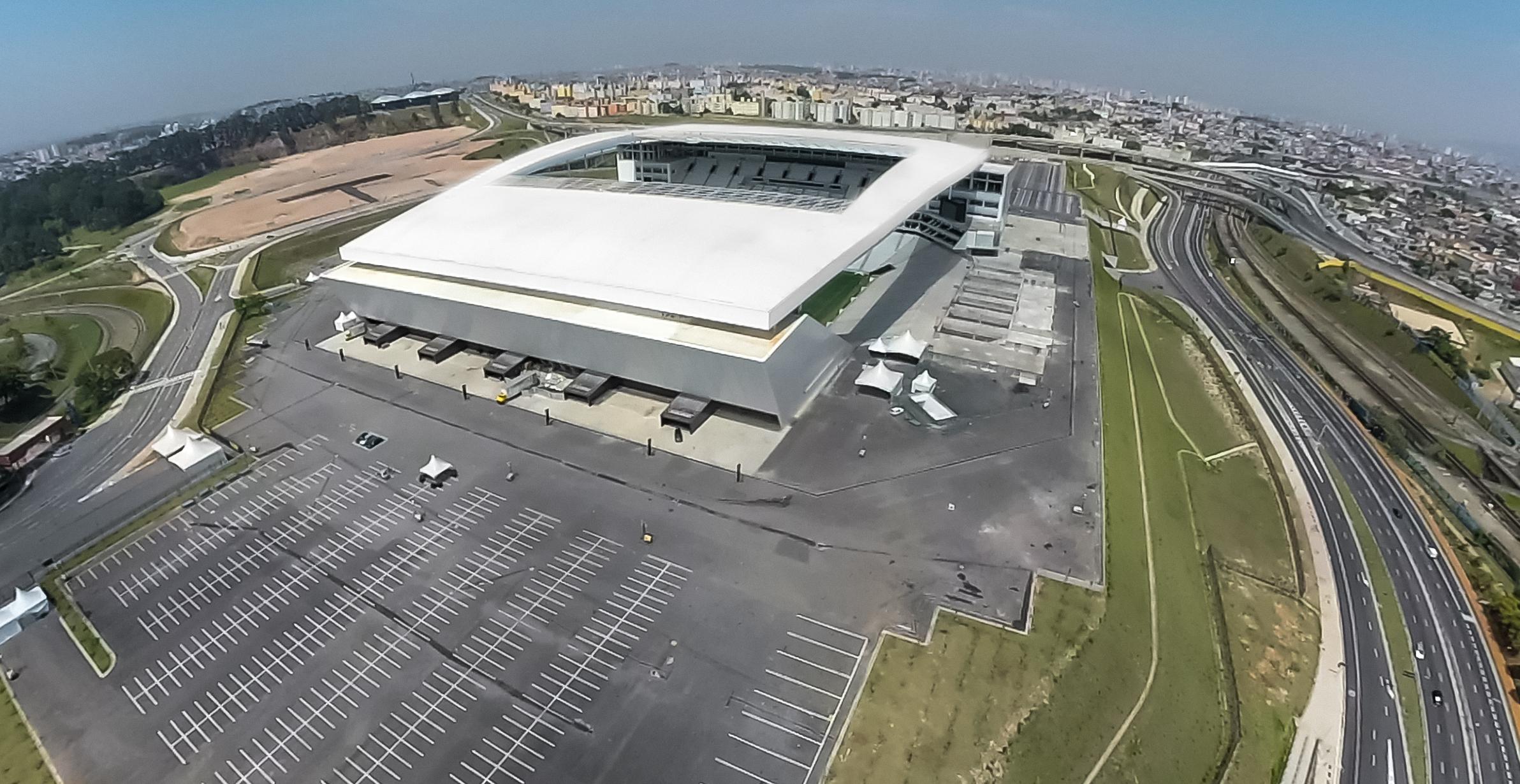 Foto Estádio Itaquera - Corinthians