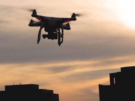 Professor é preso por usar drone durante partida de tênis