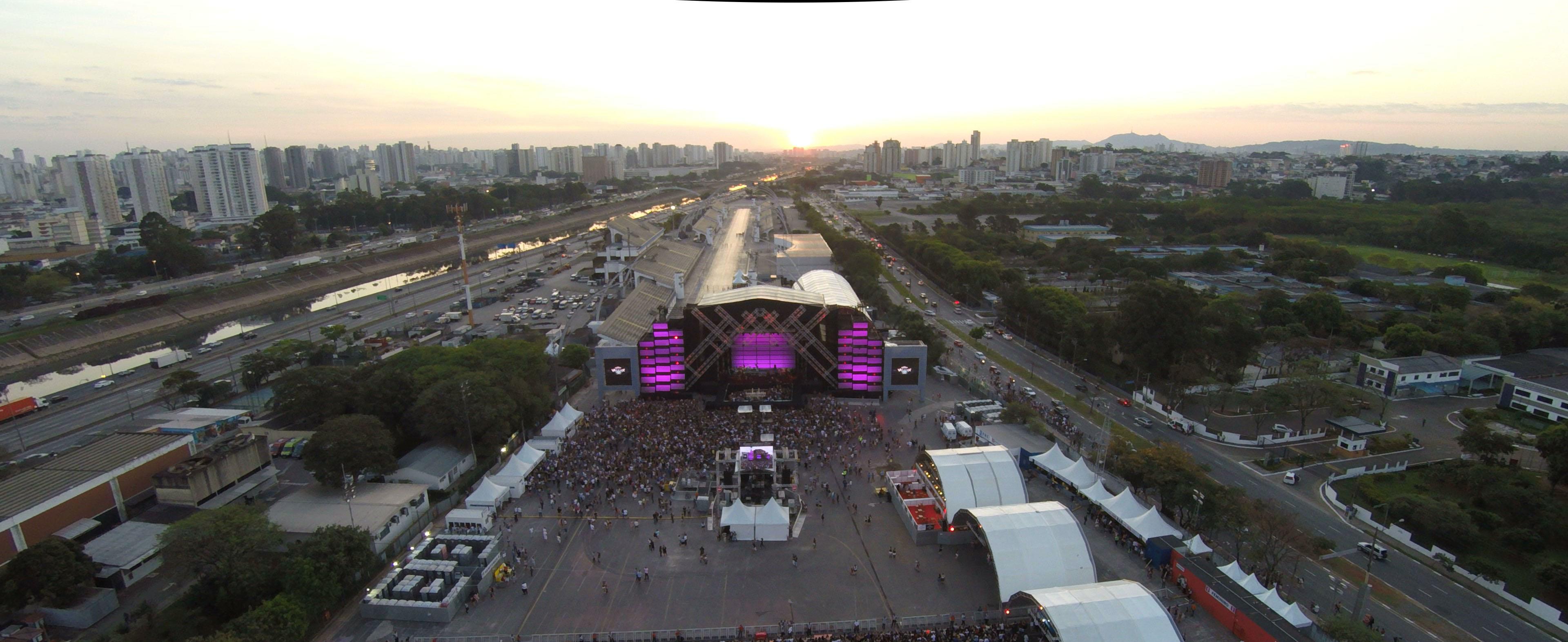 Villa Mix 2015 - São Paulo