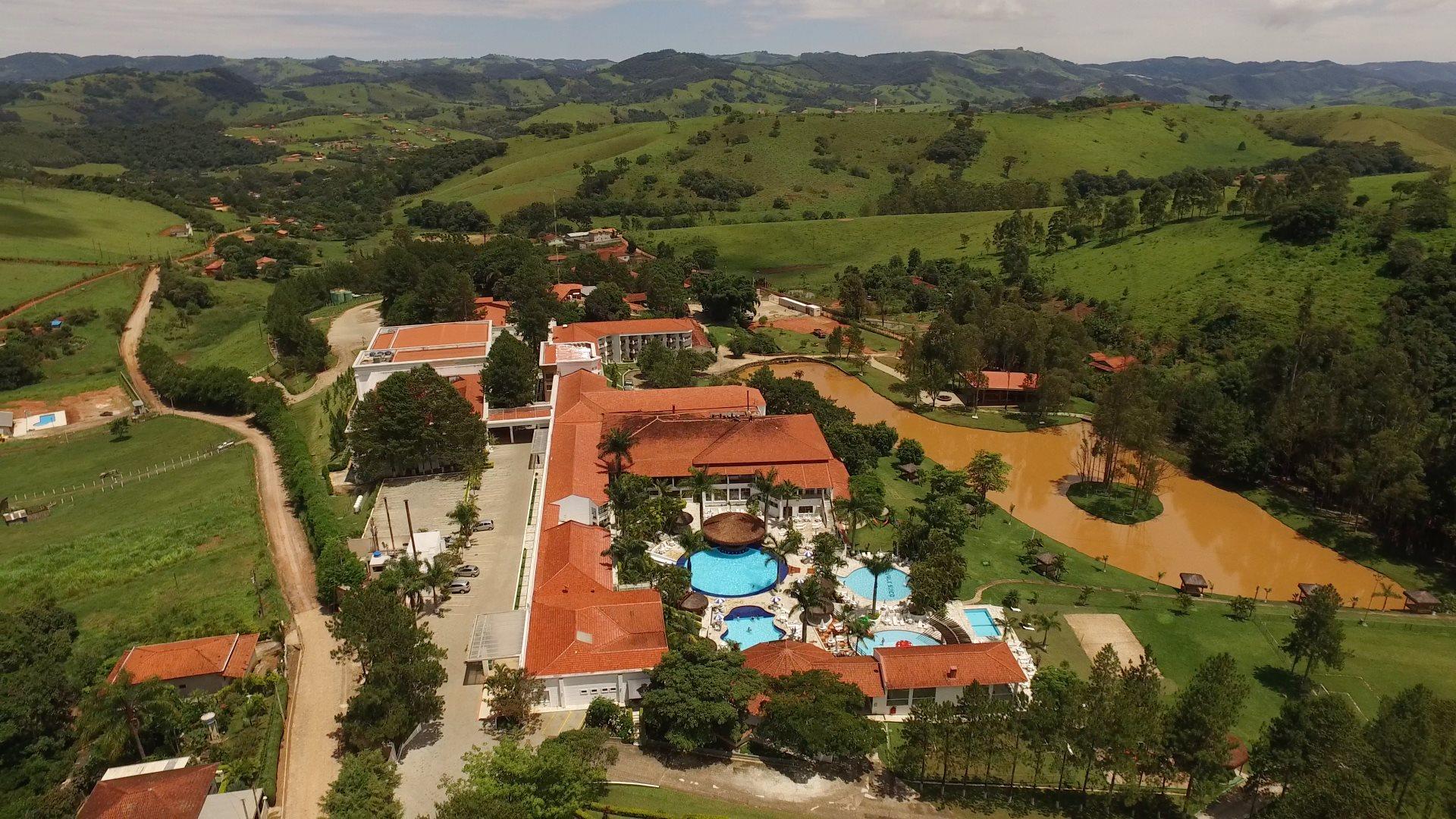 Fotografia Aérea Resort Vale Suiço