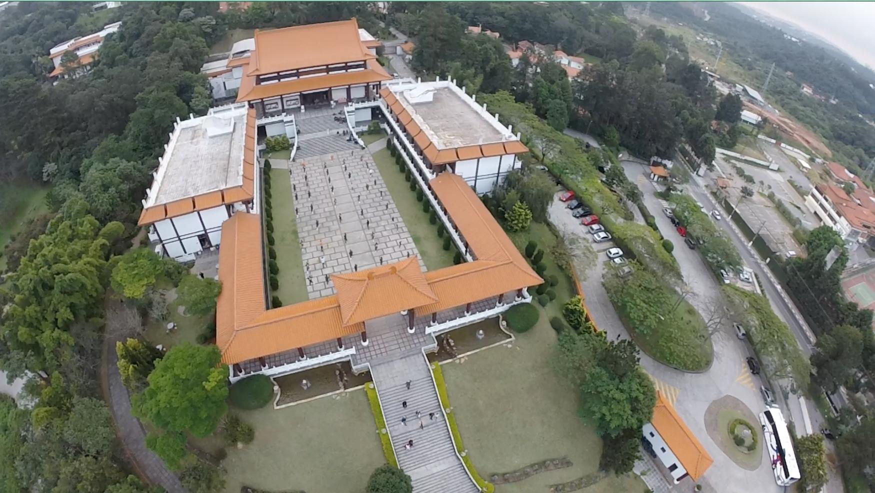 Templo Zulai - Cotia