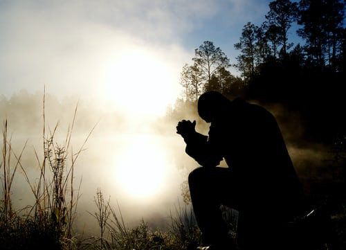 Pray Without Ceasing | Walking In the Light