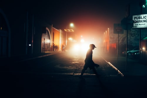 """What to do when you're in """"darkness""""? 