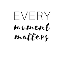 Make Moments Matter | Walking In The Light