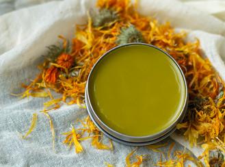 Making an Herbal Salve