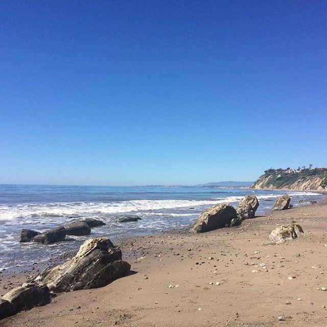 Santa Barbara Beach_Abby Rappoport