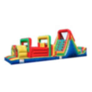Bounce House inflatables slides obstacle course dunk tank photo booth