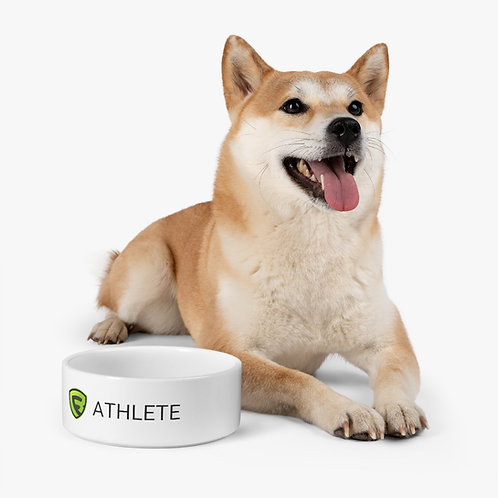 ATHLETE Pet Bowl