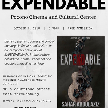 PAGE TO STAGE PRESENTS EXPENDABLE