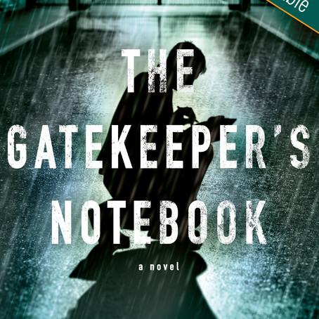 NEW PSYCHOLOGICAL THRILLER ~ THE GATEKEEPER'S NOTEBOOK