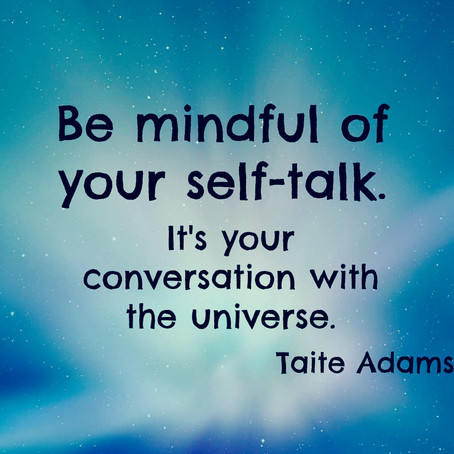 CHANGE THE CONVERSATION TO PROMOTE SELF-HEALING