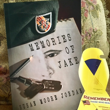 BOOK REVIEW: MEMORIES OF JAKE BY SUSAN MOORE JORDAN