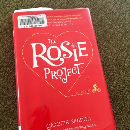 Summer Reads: The Rosie Project by Graeme Simsion