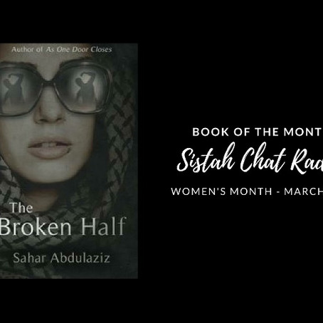 Women's Month/Book of the Month~The Broken Half