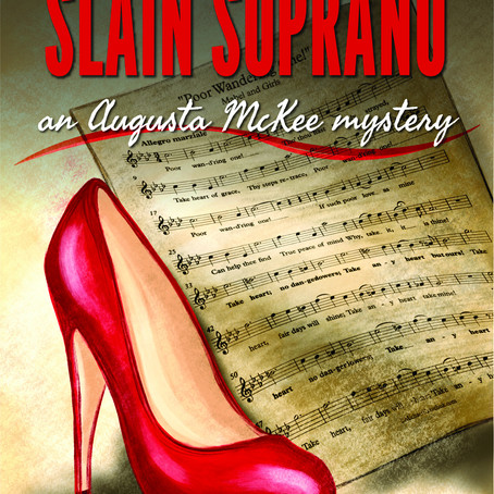 Exclusive Interview with Augusta McKee: The Case Of The Slain Soprano~ By Susan Moore Jordan