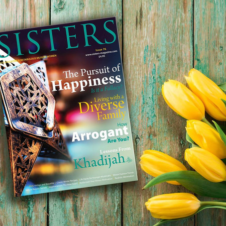 BOOK REVIEW: TIGHT ROPE         SISTERS Magazine ISSUE 76 2018