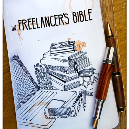 Book Review of The Freelancer's Bible by Tiffani Velez