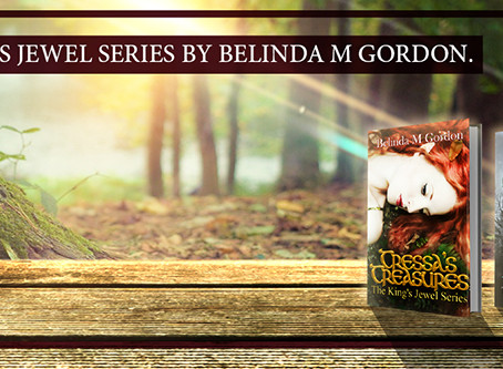THE KING'S JEWEL SERIES by Belinda M. Gordon