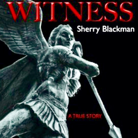 CALL TO WITNESS by Sherry Blackman
