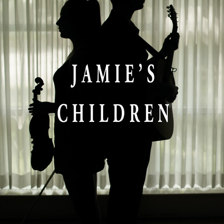 Book Review: Jamie's Children by Susan Moore Jordan
