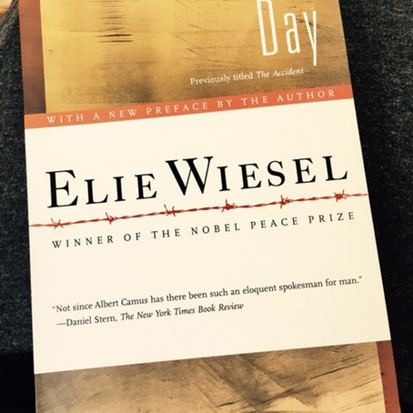 Book Review: DAY by Elie Wiesel